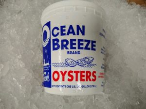 1 Gallon - Buy on our online store - Ward Oyster